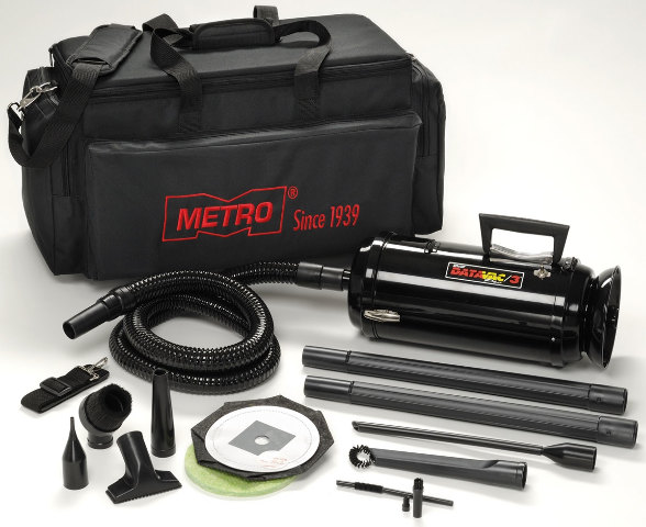 Metrovac 1 7hp Datavac Pro Series Toner Vacuum Amp Micro