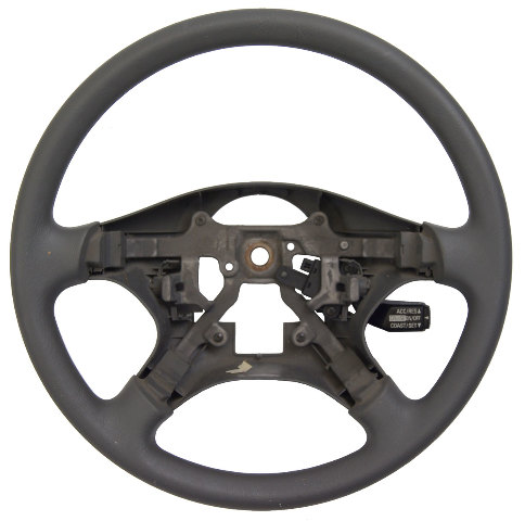 Mr Ha Mitsubishi Galant Steering Wheel Grey Polyvinyl New Oem W Cruise Mr Ha