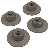 4 Hex Nut With Washer M12X1.75 Radiator Bracket Topkick Kodiak New OEM 11518840
