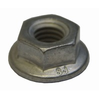 M6 X 1 X 5.85 10MM Socket Flanged Nut (Pack 20) New