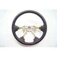 Isuzu Rodeo 1998-2002 And Honda Passport 1998-2002 Steering Wheel Black Leather