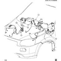 1995-2014 GM Vehicles Plastic Cap For OBD2 Diagnostic Connector 12146933