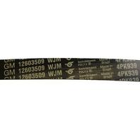 2008-2015 GM Trucks A/C Compressor Belt New OEM 12603509 19178068 19210691