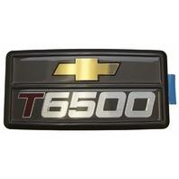 1997-2009 Chevrolet Kodiak T6500 Emblem Badge Nameplate Decal New OEM 15730644