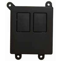 2003-09 Topkick/Kodiak C4500-C8500 Accessory Switch Plate New 15769073 88892631