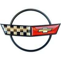 1984-1990 Corvette Emblem Front Bumper Hood