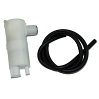 05-09 Hummer H2 Windshield Washer Pump & Feed Hose SUT Truck Only