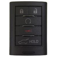 2010-2014 Cadillac SRX Key Fob Transmitter Remote New Keyless OEM 22865375