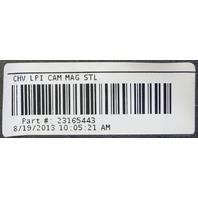 2011-2014 Chevy Tahoe Suburban Rear Liftgate Trim W/Camera New OEM Grey 23165443