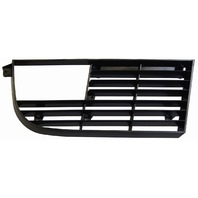 1975-1979 Chevrolet Corvette C3 Grille Right RH Black Plastic New 345488 2565R
