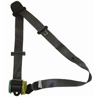 03-09 Topkick/Kodiak C4500-C8500 Front LH Seat Belt New Black 25780342 28076634