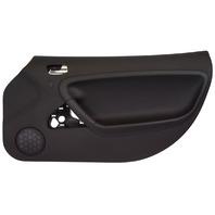 2006-2009 Pontiac Solstice Door Panel RH Right Side Black Ebony New OEM 25824360