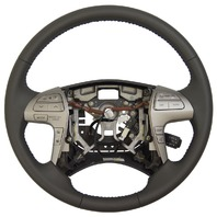 2007-2011 Toyota Camry Steering Wheel Gray Leather New OEM Complete 4510006D90B0