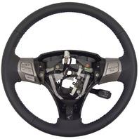 2007-2008 Toyota Solara Steering Wheel Gray Leather New OEM W/Cruise Audio Cont.