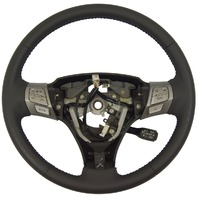 2007-2008 Toyota Solara Dark Gray Leather Steering Wheel New OEM Cruise Audio/Tel