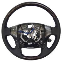 2005-2012 Toyota Avalon Steering Wheel New OEM Black W/Woodgrain 4510007400C0