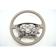 Toyota Camry 2005-2006 Tan Leather Steering Wheel With Audio Switches