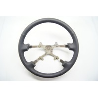 Toyota Camry 1997-2001 Steering Wheel Shadow Grey Leather w/Dimples w/o Controls