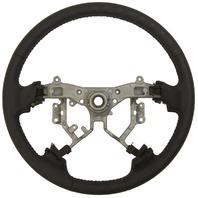 2008-2011 Toyota Avalon Steering Wheel 4 Spoke Dk Grey Leather New 4510207100B2