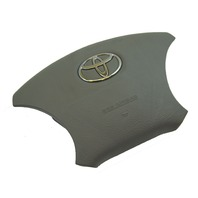 2004-2010 Toyota Sienna Drivers Side Airbag Air Bag Stone Grey New 4513008040B0