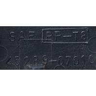 1995-1999 Toyota Avalon Shift Lock Release Button Cover Black 4528907011C0
