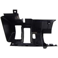 Toyota Forklift Instrument Panel Black Plastic 53212-U1132-71 New W/O Holes