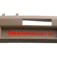 2001-2004 Toyota Sequoia Tundra LH Instrument Panel Trim Med. Oak 553180C010E0