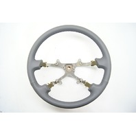 1997-2001 Toyota Camry Steering Wheel Grey Leather Without Switches