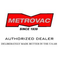 MetroVac The Professionals Metropolitan Full-Size Canister Vacuum 4HP ADM4PNHSFV