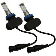 H9/H11 CSP 50W LED Headlight Bulb Kit- Suzuki GSXR 1000 Kawasaki ZX10R ZX6R