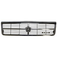 1989-1992 Dodge Spirit Plymouth Acclaim Grille Chrome New DG07023 4451915