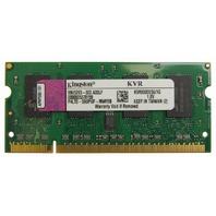 Kingston 1GB 200-Pin DDR2 SO-DIMM DDR2 800 (PC2 6400) Laptop Memory Model KVR800