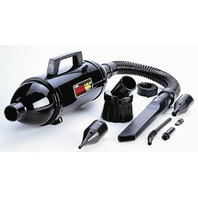 MetroVac DataVac Pro Series & Micro Cleaning Tools 1.7HP 2-Speed Vacuum MDV-3BA