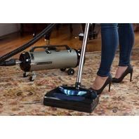 MetroVac Evolution Variable Speed Canister Vacuum W/Power Nozzle ADM4PNHSNBFVT