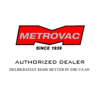 MetroVac Compact VNB Vac N Blo 4HP Automotive VNB-83BA Car Vacuum & Blower Dryer