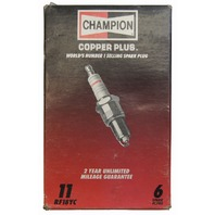 Champion Copper Plus Spark Plugs Pack of 6 New Stock No.101 RN13LYC