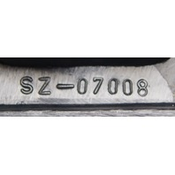 1986-1988 Suzuki Samurai Grille Assembly New Black SZ07008 7211183010
