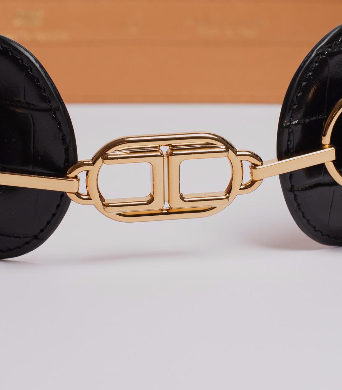 Cintura alta con morsetto logato Elisabetta Franchi ELISABETTA FRANCHI | Cintura | CT60S07E2110