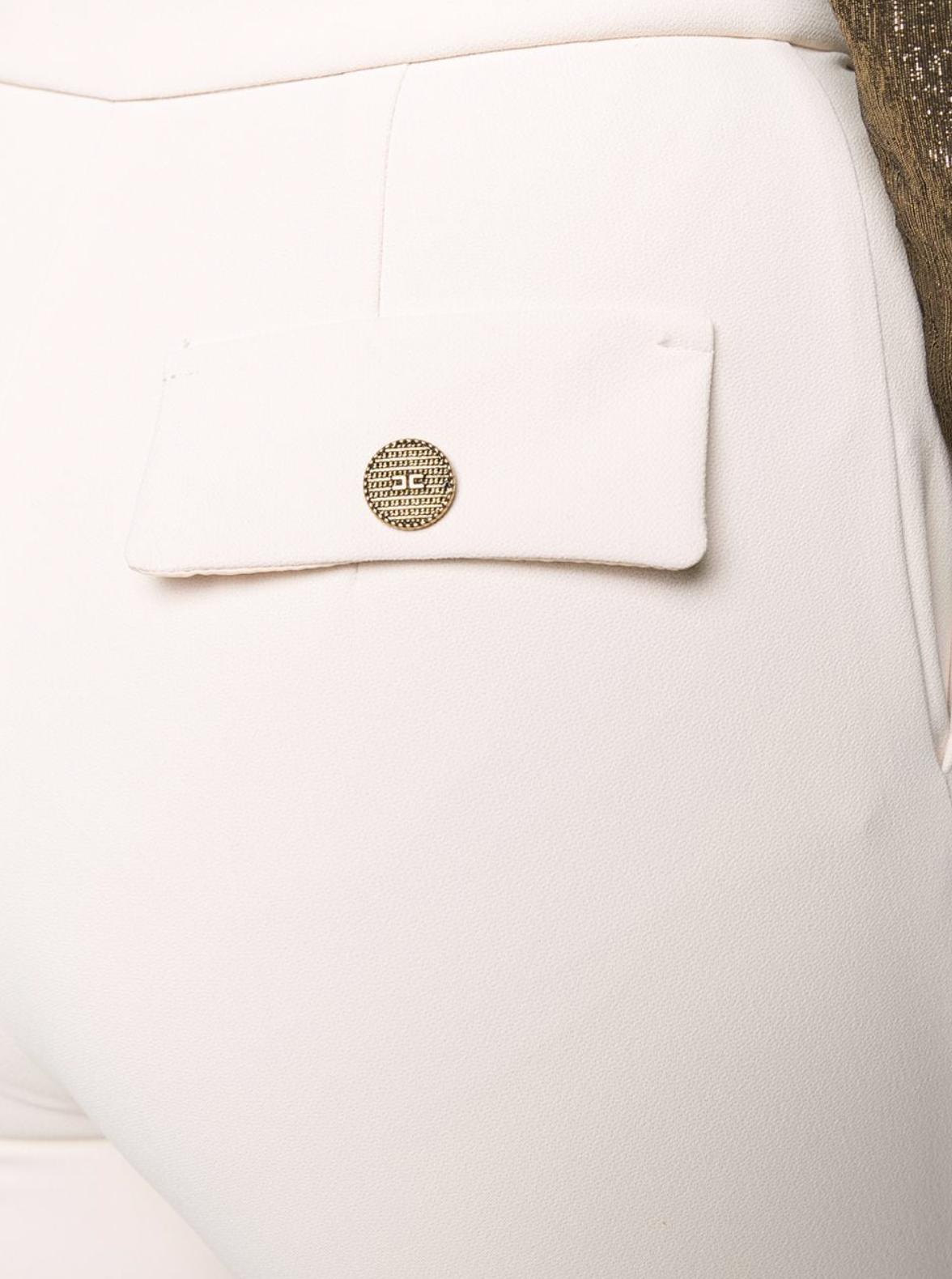 Pantalone skinny a sigaretta Elisabetta Franchi ELISABETTA FRANCHI   Pantalone   PA34306E2193