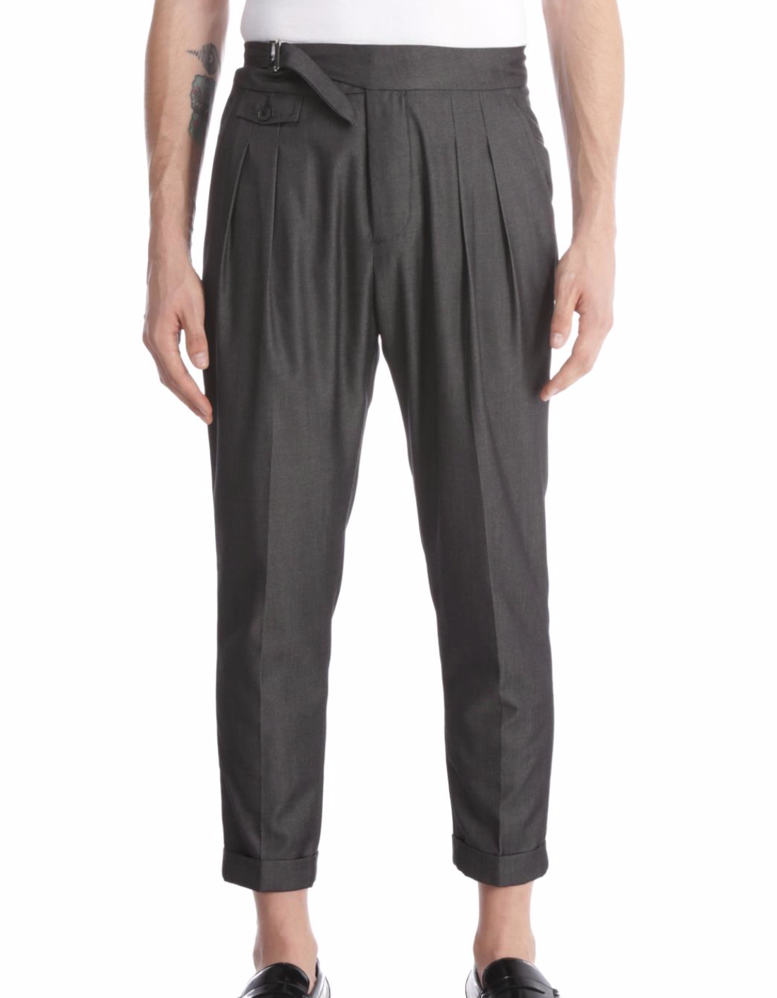 Pantalone con doppia pences Golden Craft GOLDEN CRAFT | Pantalone | GC1PFW20215514N038