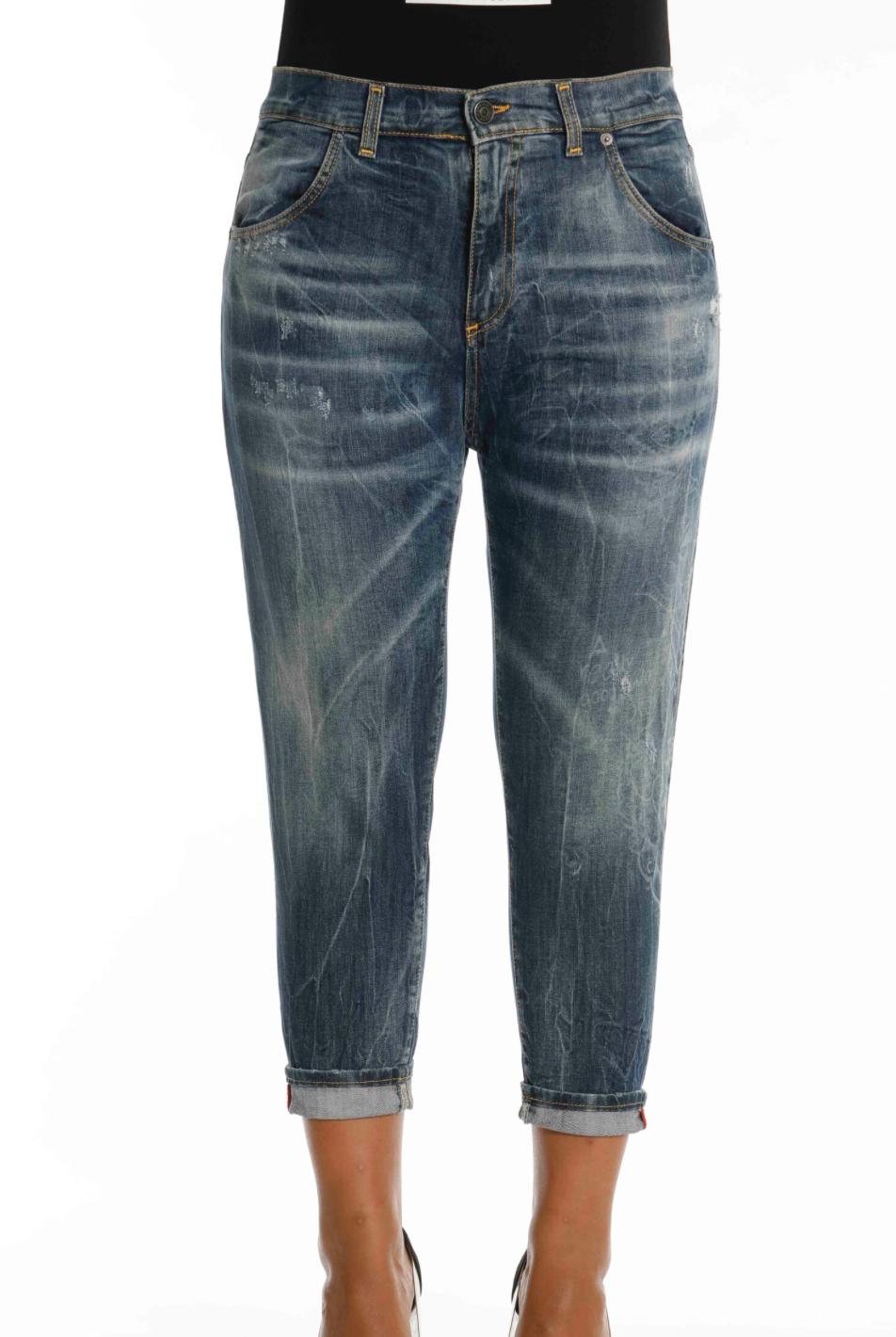 Jeans Boyfriend Patriòt PATRIOT   Jeans   PJ1190DENIM