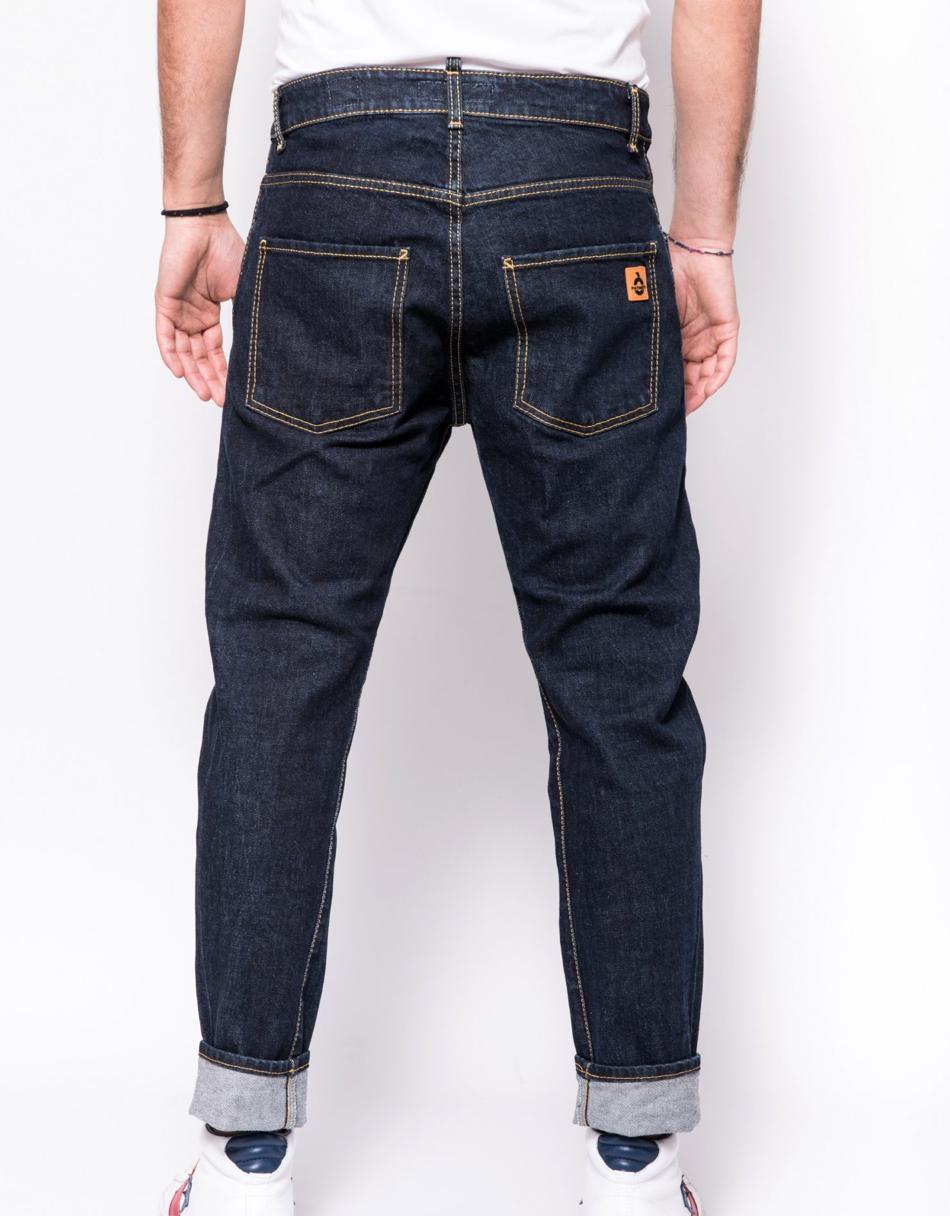 Jeans in denim Patriòt PATRIOT | Jeans | PKAY10120DENIM