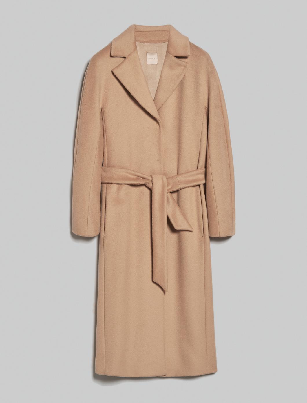 Cappotto in alpaca e lana Penny Black PENNY BLACK | Cappotto | EZIO5