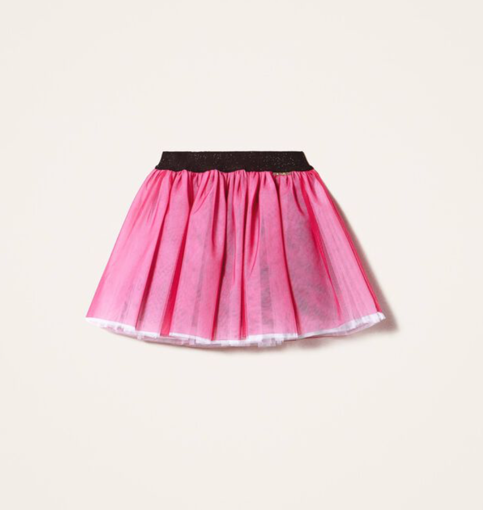 Gonna a ruota in tulle Twin Set TWIN SET | Gonna | GJ27324219