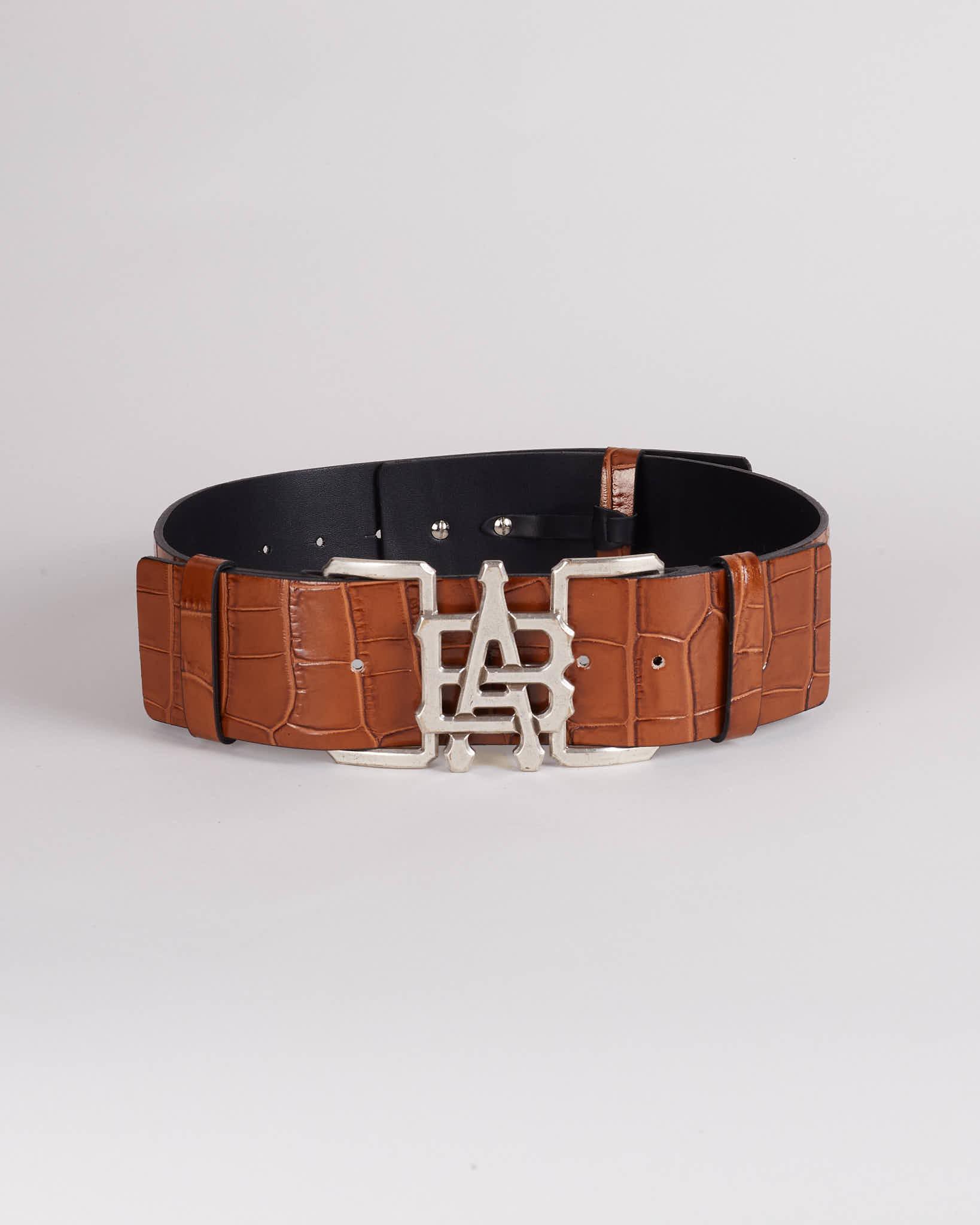 Cintura con logo Aniye By ANIYE BY   Cintura   1A1004451