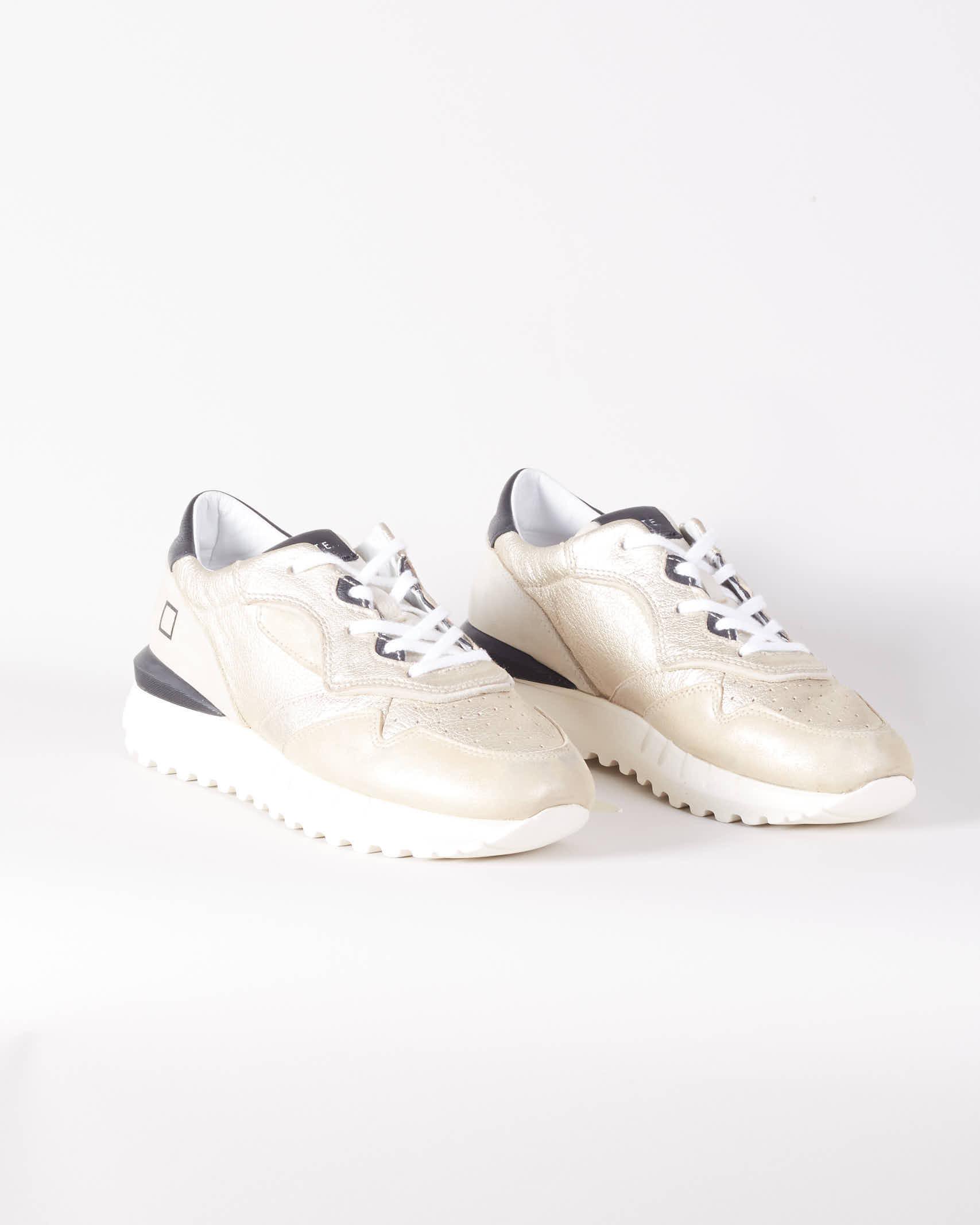 Sneakers Luna Laminated Platinum D.A.T.E. DATE   Sneakers   W351LNLMPLPL