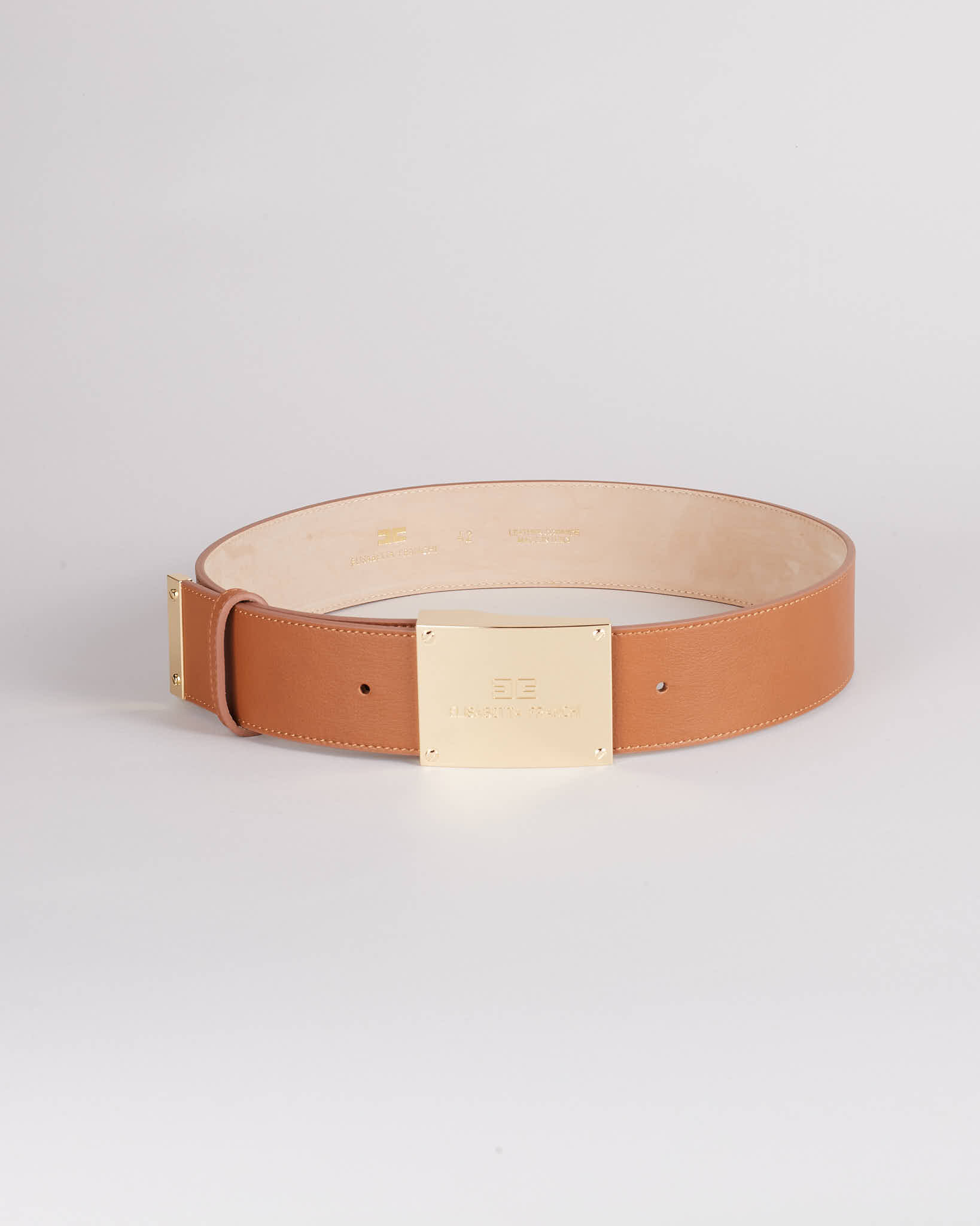 Cintura alta con fibbia Elisabetta Franchi ELISABETTA FRANCHI   Cintura   CT02S16E2600