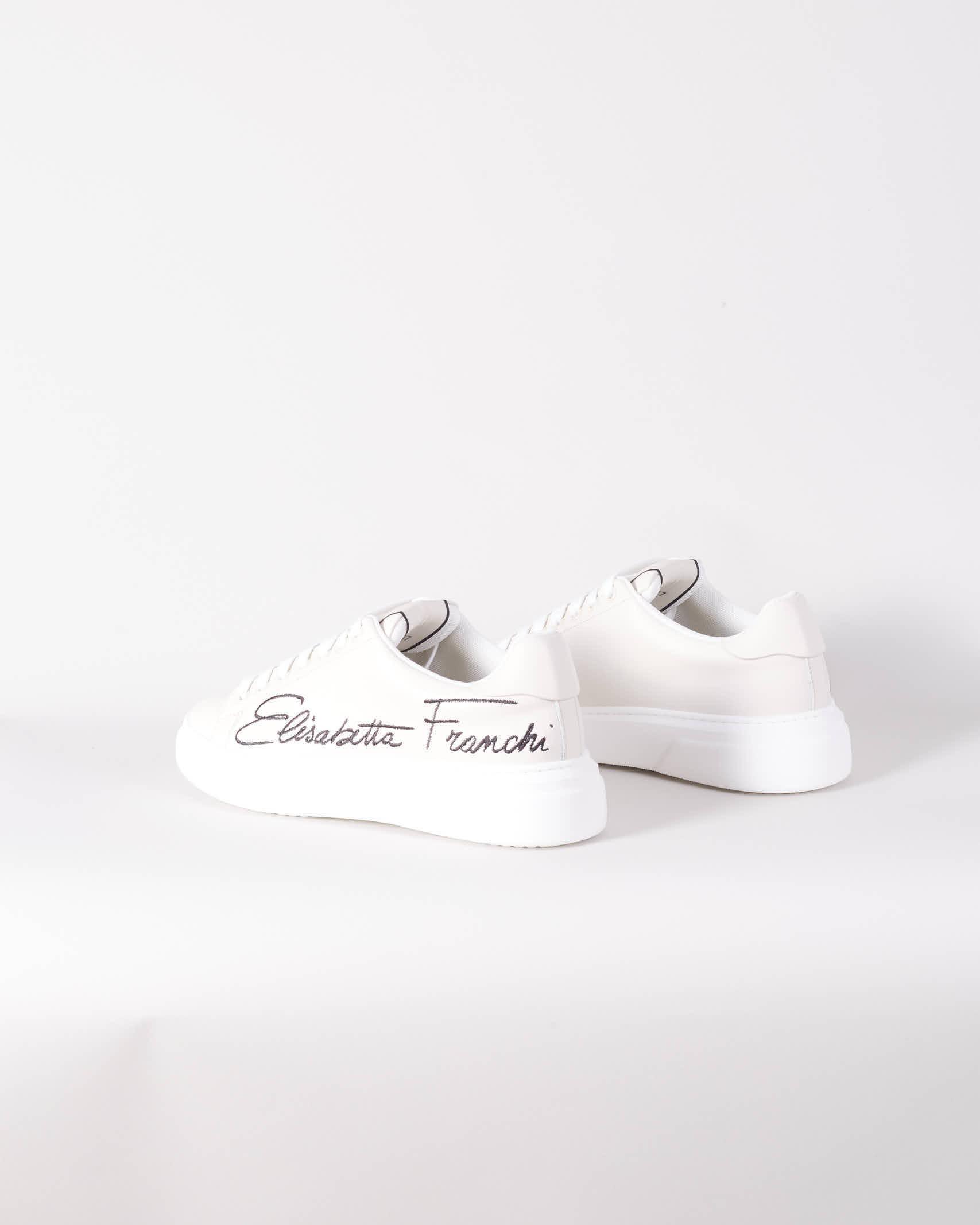 Sneakers firma Elisabetta Franchi ELISABETTA FRANCHI | Sneakers | SA31H16E2360