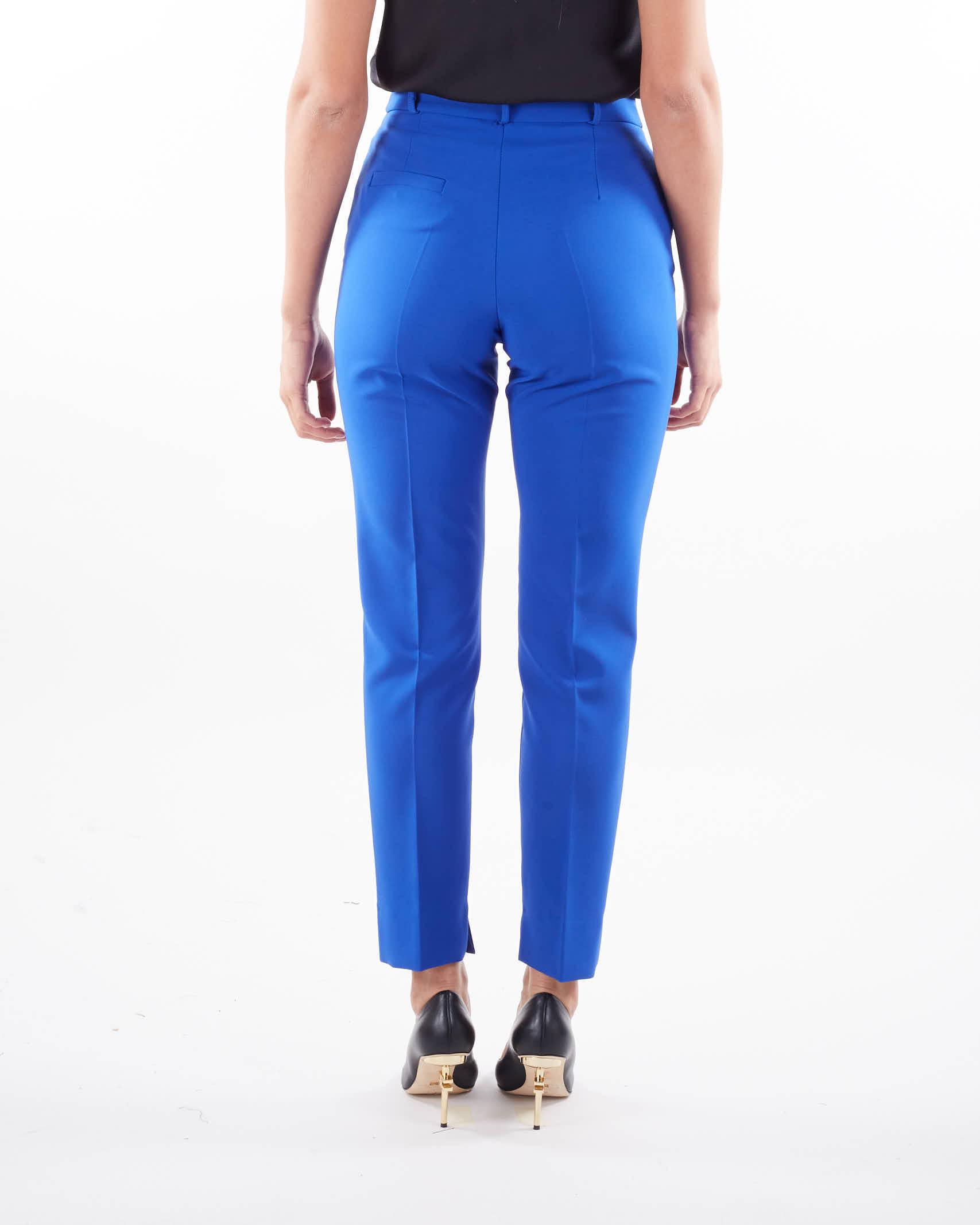 Pantalone slim fit Imperial IMPERIAL   Pantalone   P9990003MROYAL