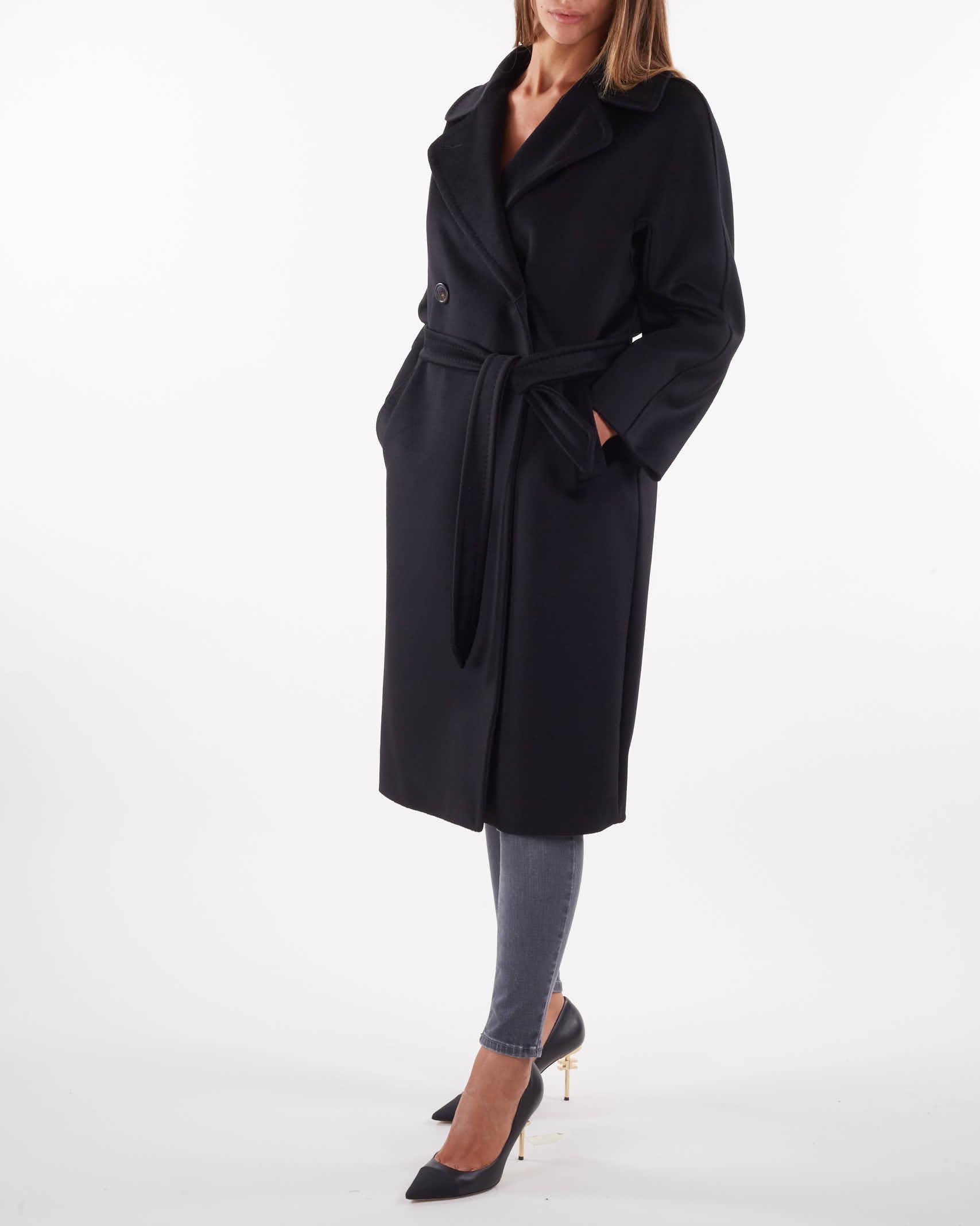 Cappotto in lana doppiopetto Max Mara Weekend MAX MARA WEEKEND   Cappotto   RESINA13